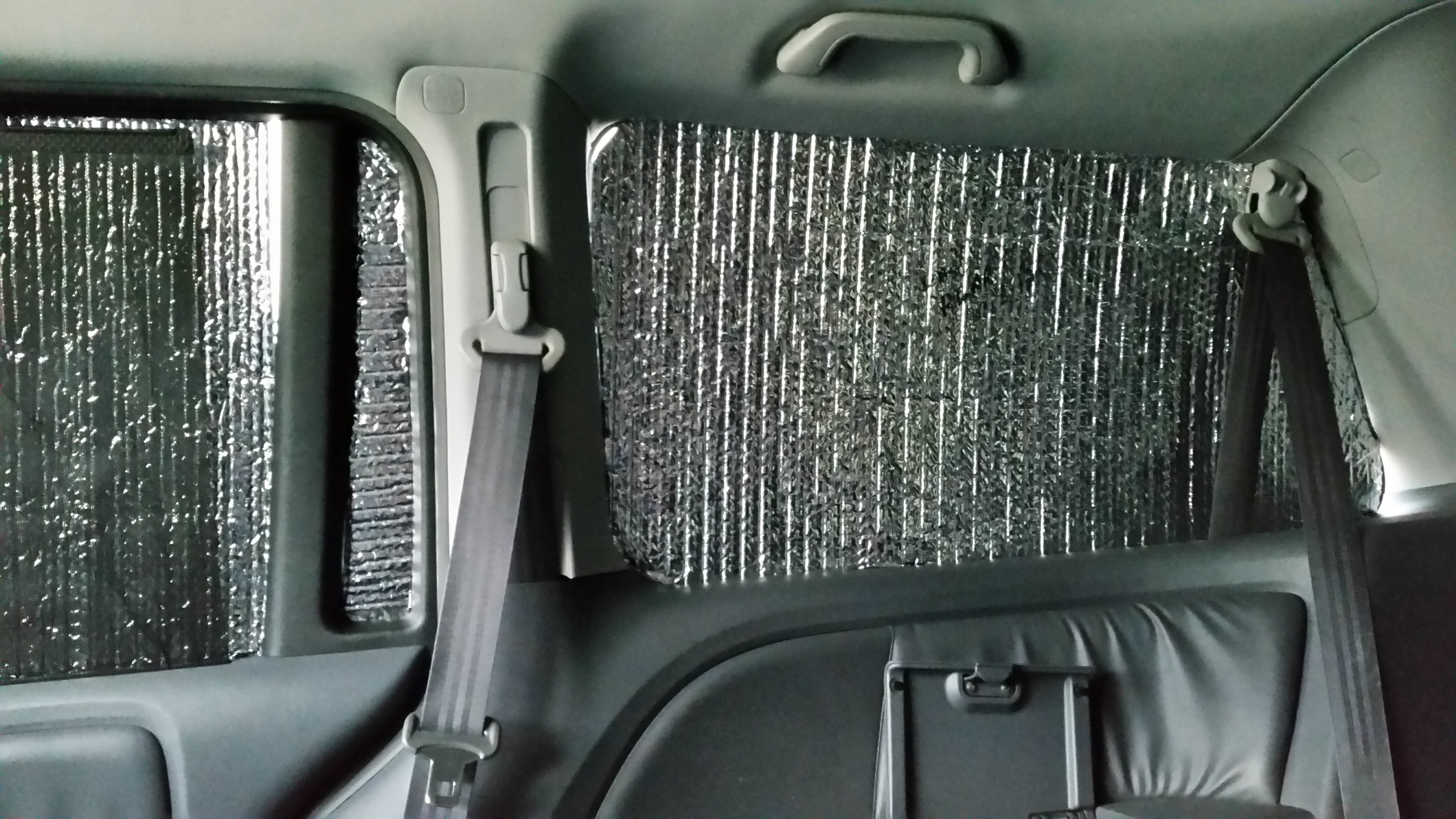 DIY Insulated Van Window Coverings - The Bright Places